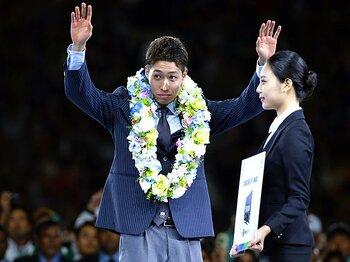 好記録の宝庫。~アジア大会、日本人選手の躍動~<Number Web> photograph by Getty Images