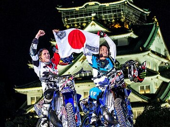 <フリースタイルモトクロス天下統一決戦> 東野貴行が日本人初優勝の快挙 ~RED BULL X-FIGHTERS OSAKA 2013 REPORT~<Number Web> photograph by Jason Halayko, Predrag Vuckovic, Sebastian Marko/Red Bull Content Pool