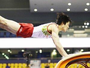 """体操W杯で内村航平が予選落ち?極端な不振の理由と""""逆襲""""の始まり。"""