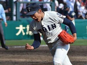 大阪桐蔭・根尾昂は野球の常識の外。片手捕球、ジャンプスロー、スキー。