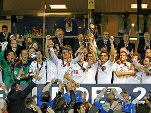 ロンドン五輪金メダルの大本命!欧州王者に輝いた若きスペイン代表。