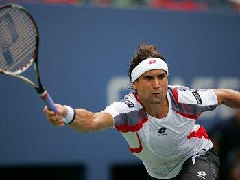 今季最多の7大会優勝。地味でも凄い「小さな野獣」。~テニス界の名脇役フェレール~<Number Web> photograph by Hiromasa Mano