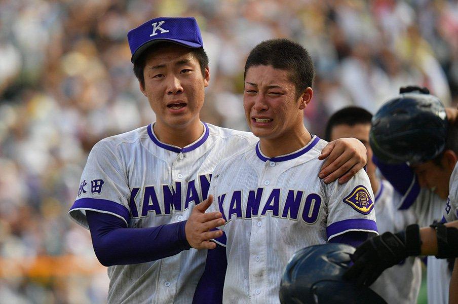 金足農の優勝条件は吉田輝星だった。直球にかけた希望と、限界の到来。<Number Web> photograph by Hideki Sugiyama
