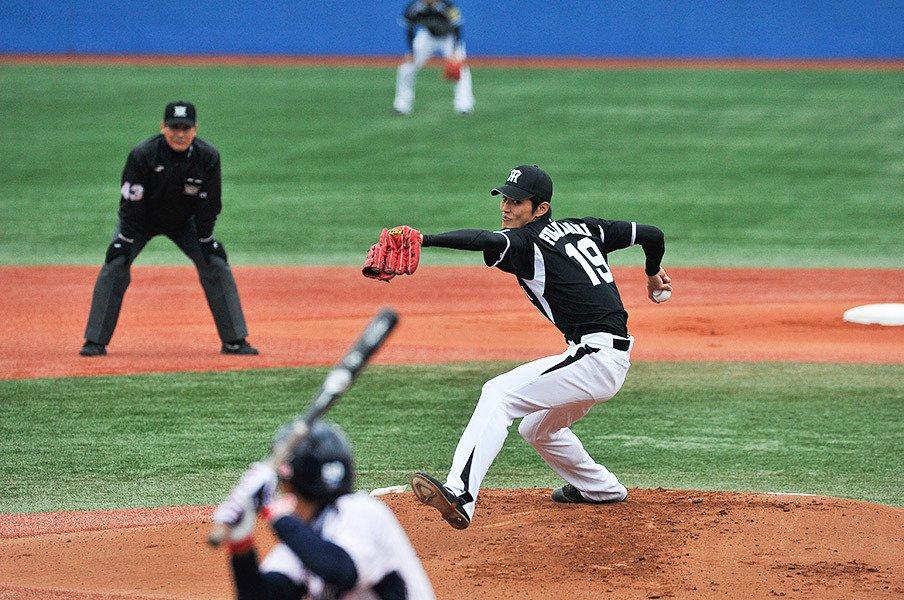 奪三振率と与四球率がキーレコード。前年の成績でブレーク投手がわかる。<Number Web> photograph by Nanae Suzuki