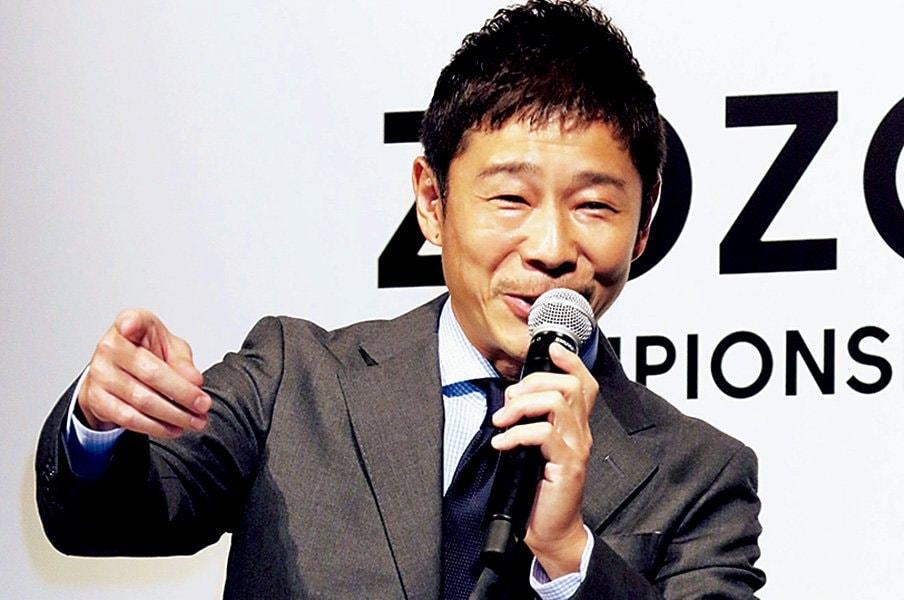 前澤さんがくれた「夢」と「チャンス」をつかもう。~ゴルフ米ツアーの日本開催はありえない僥倖~<Number Web> photograph by KYODO