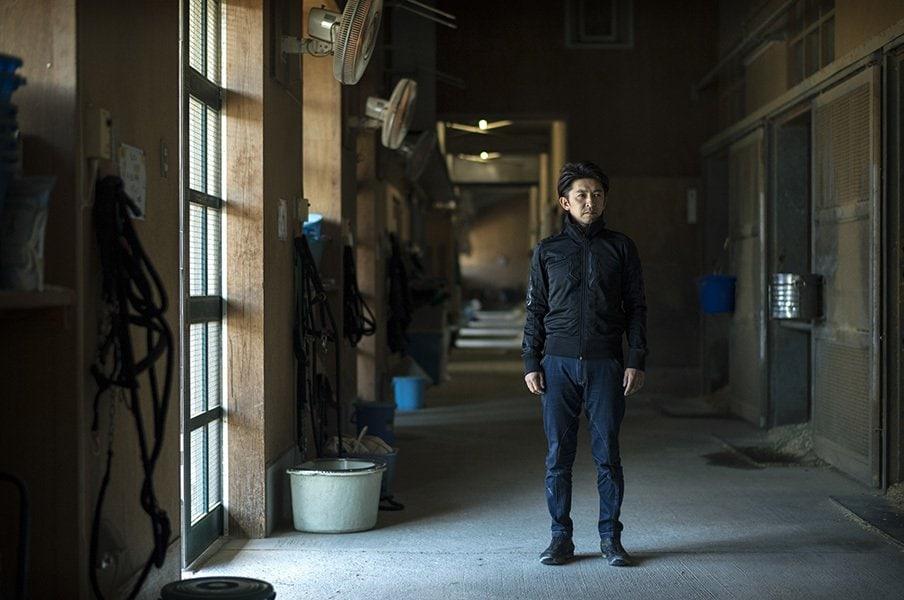福永祐一がカデナと目指す、日本ダービー「18度目の正直」。<Number Web> photograph by Takuya Sugiyama