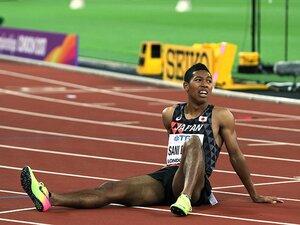サニブラウンが世界陸上で得たもの。メダルへの距離、新たな「仲間」。