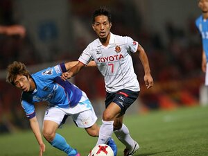 風間サッカーの代名詞は何が目的?名古屋のパスワークに潜む違和感。