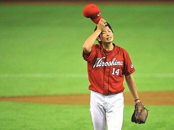 石川、大瀬良、森、松井……。'13年ドラフト1位選手の○と×。<Number Web> photograph by Hideki Sugiyama
