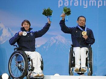 ソチ・パラリンピック閉幕。アルペン選手団躍進の理由。~森井大輝が残した、銀以上の功績~<Number Web> photograph by X-1