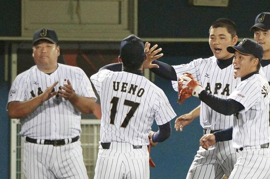 オコエ&清宮より津田&舩曳!?U-18野球W杯、いぶし銀の選手たち。 <Number Web> photograph by Kyodo News