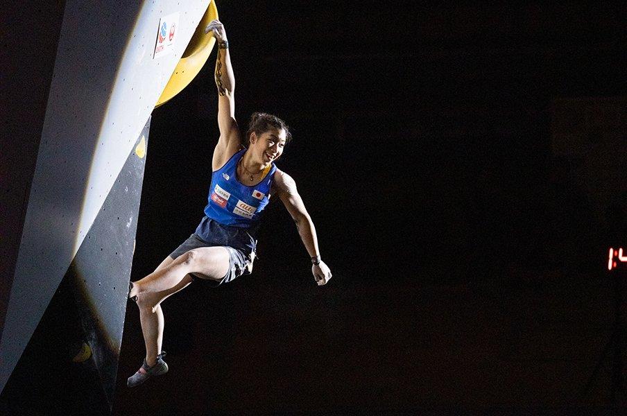 五輪代表選考に急な「待った」!?クライミングでも国際組織の謎決定。<Number Web> photograph by Kenichi Moriyama