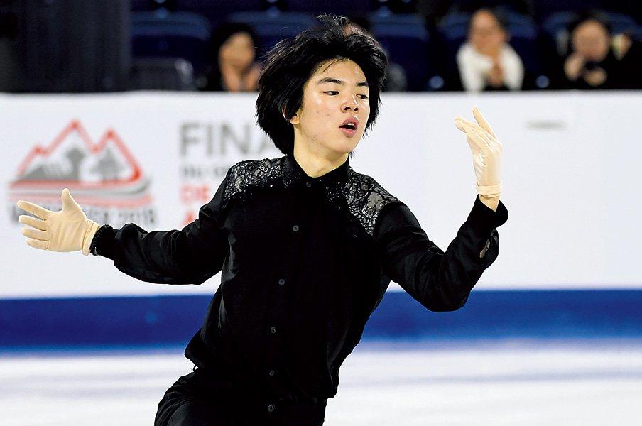 韓国勢が海外に渡って才能開花。キム・ヨナ級のスター誕生なるか。~国内の環境は未整備で、海外が頼み~<Number Web> photograph by Yukihito Taguchi