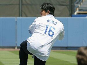 殿堂入り候補者となった野茂英雄の輝かしい功績。~日米球界を変えたトルネード~