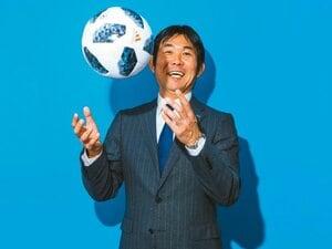 """森保監督と東京世代、目標は高く。「""""おめでとう""""の言葉を目指して」"""