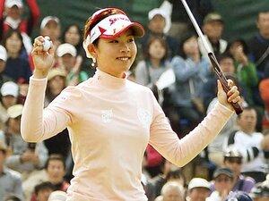 賞金女王・森田理香子と世代交代の波。~若手女子ゴルファー、飛躍の予感~