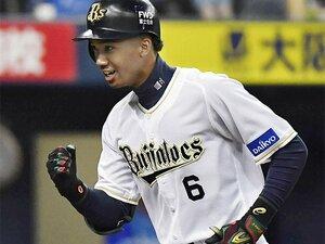 オープン戦4本塁打で突如注目株に。オリ宗佑磨、今は天真爛漫を封印。