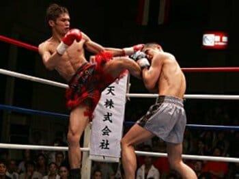 "K-1の""常識""に挑み続けた、軽量級キックボクサーの石川直生。<Number Web> photograph by Takao Masaki"