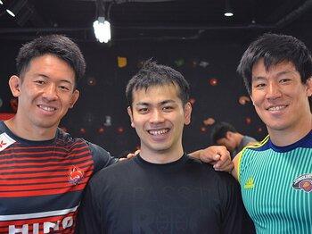 頸髄損傷を乗り越え皆で富士山頂へ。慶大ラグビー部員たちの固い絆。<Number Web> photograph by Masataka Tara