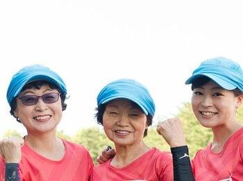 大阪マラソンへ向けて練習スタート。「おばあちゃんじゃあらへんよ!」<Number Web> photograph by Asami Enomoto
