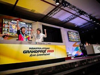 モンストグランプリ2019開幕!九州・中部予選レポート<Number Web> photograph by Tadashi Shirasawa