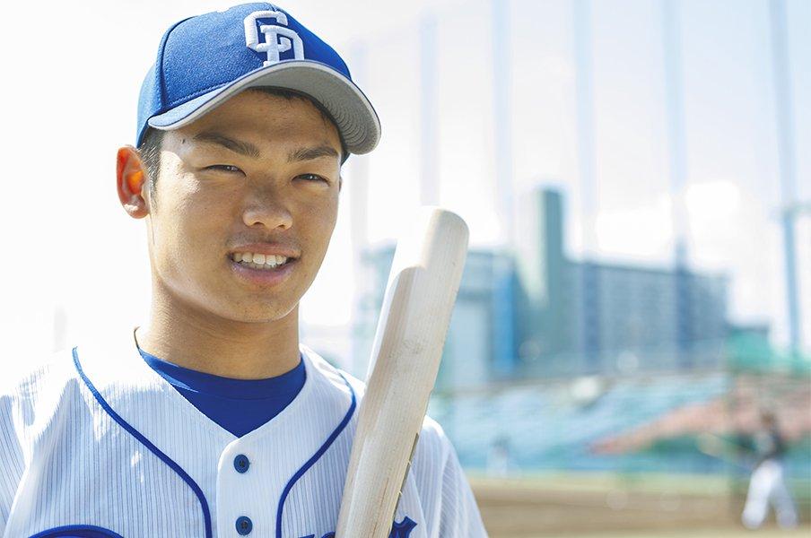 18歳のルーキー根尾昂が明かした憧れの人イチローへの想い。<Number Web> photograph by Kiichi Matsumoto