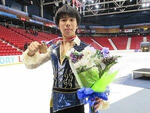 前年のファイナル王者に勝利!ジュニアGP初優勝・佐藤駿。