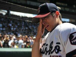 15奪三振と「サードゴロ」――。ついに力尽きたドクターK・松井裕樹。