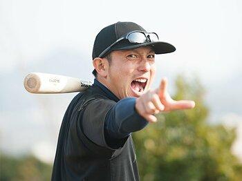 平成28年、川崎宗則は野球を愛し、成長する喜びを全身で感じていた。<Number Web> photograph by Mami Yamada