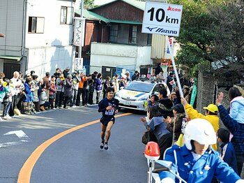<箱根5区、ポスト柏原を探せ> 三度、「山の神」は現れるのか。<Number Web> photograph by Hitoshi Mochizuki(AJPS)