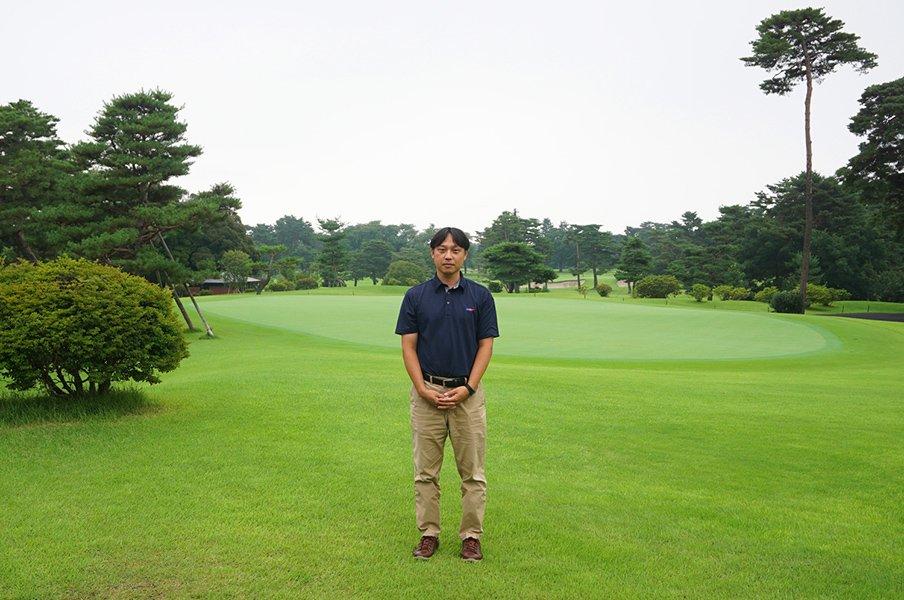 五輪ゴルフコースを管理する仕事。ぺブルビーチの衝撃が人生を変えた。<Number Web> photograph by Yoichi Katsuragawa