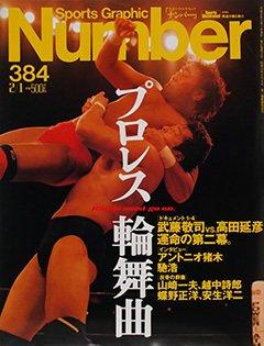 プロレス輪舞曲 - Number 384号