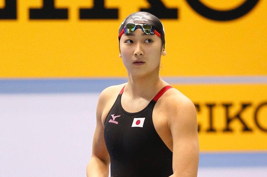 池江璃花子に感じた勢い、心配は……。伊藤華英がアジア選手権で感じた事。<Number Web> photograph by AFLO