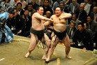 【大相撲5月場所】 白鵬VS.日馬富士 優勝決定戦の攻防
