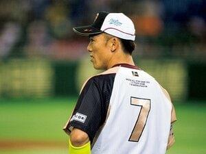 外野手でオールスター出場。松井稼頭央の衰えぬ意欲。~不惑のシーズン、冴える勝負勘~