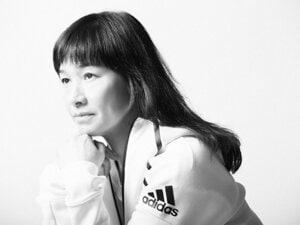 <ZONE of Athletes> case.3 クルム伊達公子「テニスへの愛に突き動かされて」