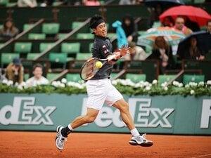 賭けとテニスの微妙な関係――。錦織圭が全仏で優勝するオッズは?