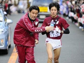 男子マラソン復権を駅伝が阻む!?20kmと42.195kmの間に横たわる溝。<Number Web> photograph by AFLO