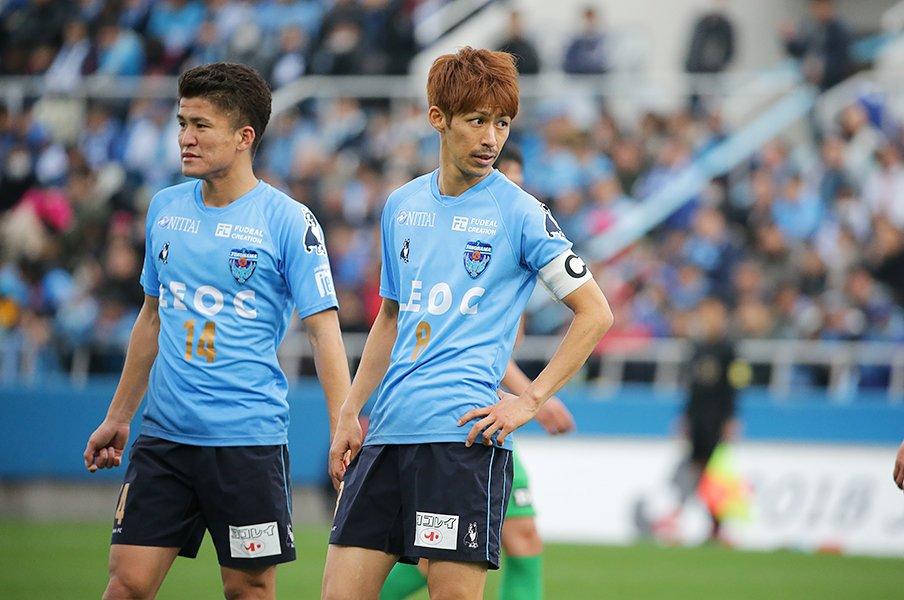 横浜FC、J1への道は断たれても。「やり切ったので悔いはないです」<Number Web> photograph by J.LEAGUE