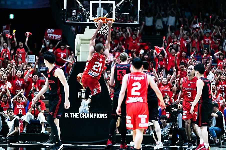 """動員数も上昇、盛り上がるバスケ界。今こそ、経営の""""質""""を見直すべき。<Number Web> photograph by B.LEAGUE"""