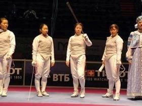 日本フェンシングの大いなる挑戦。