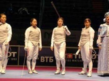 日本フェンシングの大いなる挑戦。<Number Web> photograph by FJE