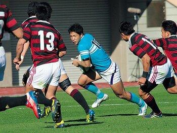 全ては'19年W杯のために。若きジャパンの武者修行。~世界に通用するラガーマンを~<Number Web> photograph by Nobuhiko Otomo