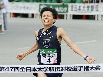 箱根駅伝はいつもと様子が違う?変化を読み解く2つのキーワード。<Number Web> photograph by Kyodo News