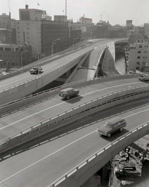 高速道路 日本橋周辺