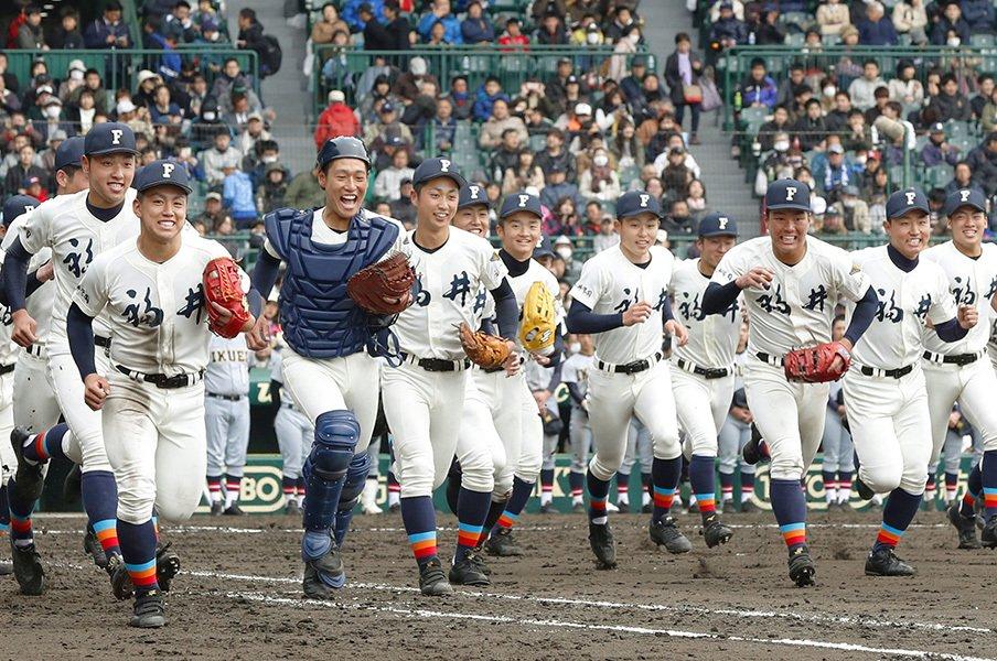 福井工大福井の戦いに広がった妄想。「リードしない」戦術は有効かも。<Number Web> photograph by Kyodo News