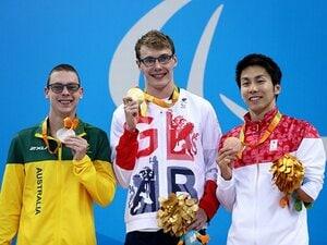 競泳・山田拓朗が見事に銅メダル!13歳のパラ初出場から12年目の結実。