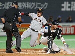 松井秀喜vs.高橋由伸の構図で、岡本和真と大城卓三を見る原監督の策。