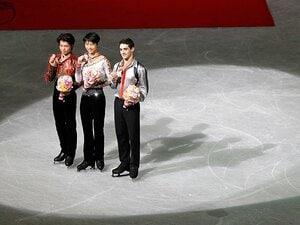 羽生をテンとフェルナンデスが追う!上海世界選手権での激闘を予想する。