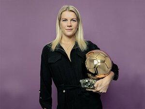 女子サッカー初のバロンドール!世界中の女子選手が読むべき受賞談話。